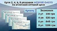 Acuvue Oasys Контактные линзы  - Скидка на опт!