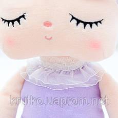 Мягкая кукла Angela Purple, 33 см Metoys, фото 3