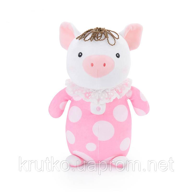 Мягкая игрушка Lili Pig Pink, 25 см Metoys