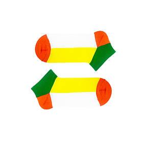 """Яркие цветные короткие носки """"Манго"""""""