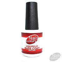 Базовое покрытие (база/основа) акварельное универсальное Nails Luxury USA
