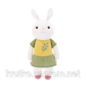 Мягкая игрушка Tiramitu Green-Yellow Dress, 34 см Metoys, фото 2