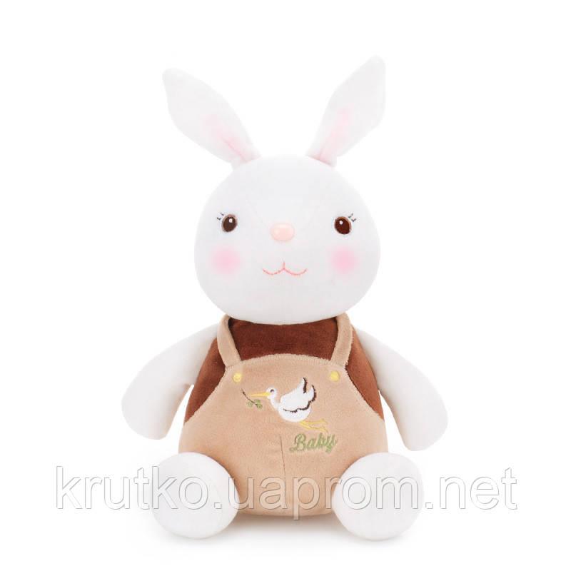Мягкая игрушка Tiramitu Brown, 28 см Metoys