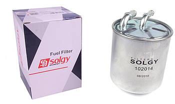 Фильтр топливный MB Sprinter 06-/ Vito 03- (102014) Solgy