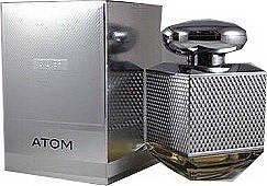 Мужская парфюмерная вода World Atom Silver 100ml. Fragrance World.