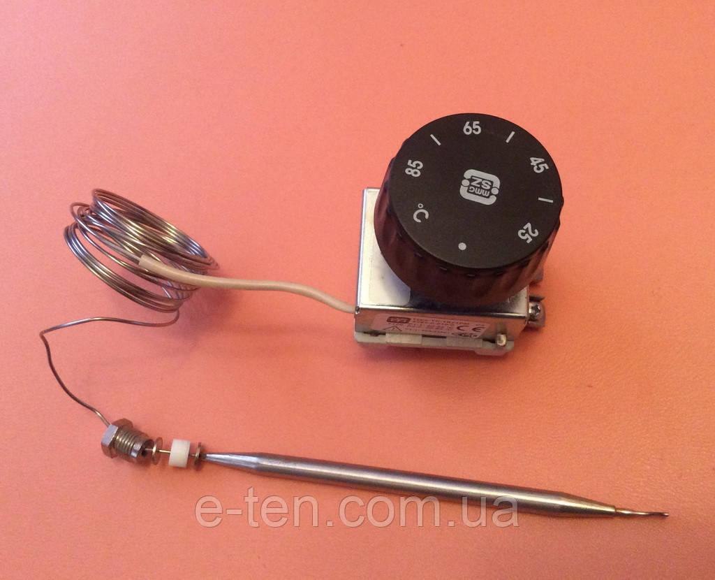 Терморегулятор двухполюсный капиллярный MMG: Tmax=85°С / 20А / 250V / L=220см          Венгрия