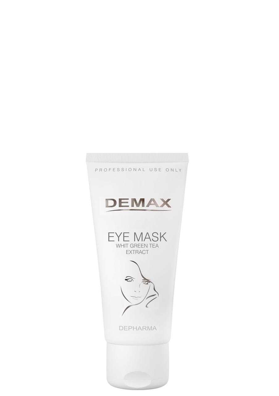Маска для лица Маска для орбитальной зоны с экстрактом зеленого чая Demax Еye mask 50ml арт.062