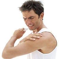 Почему не поднимается рука после ушиба плеча