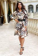 Женское платье софт 46-52