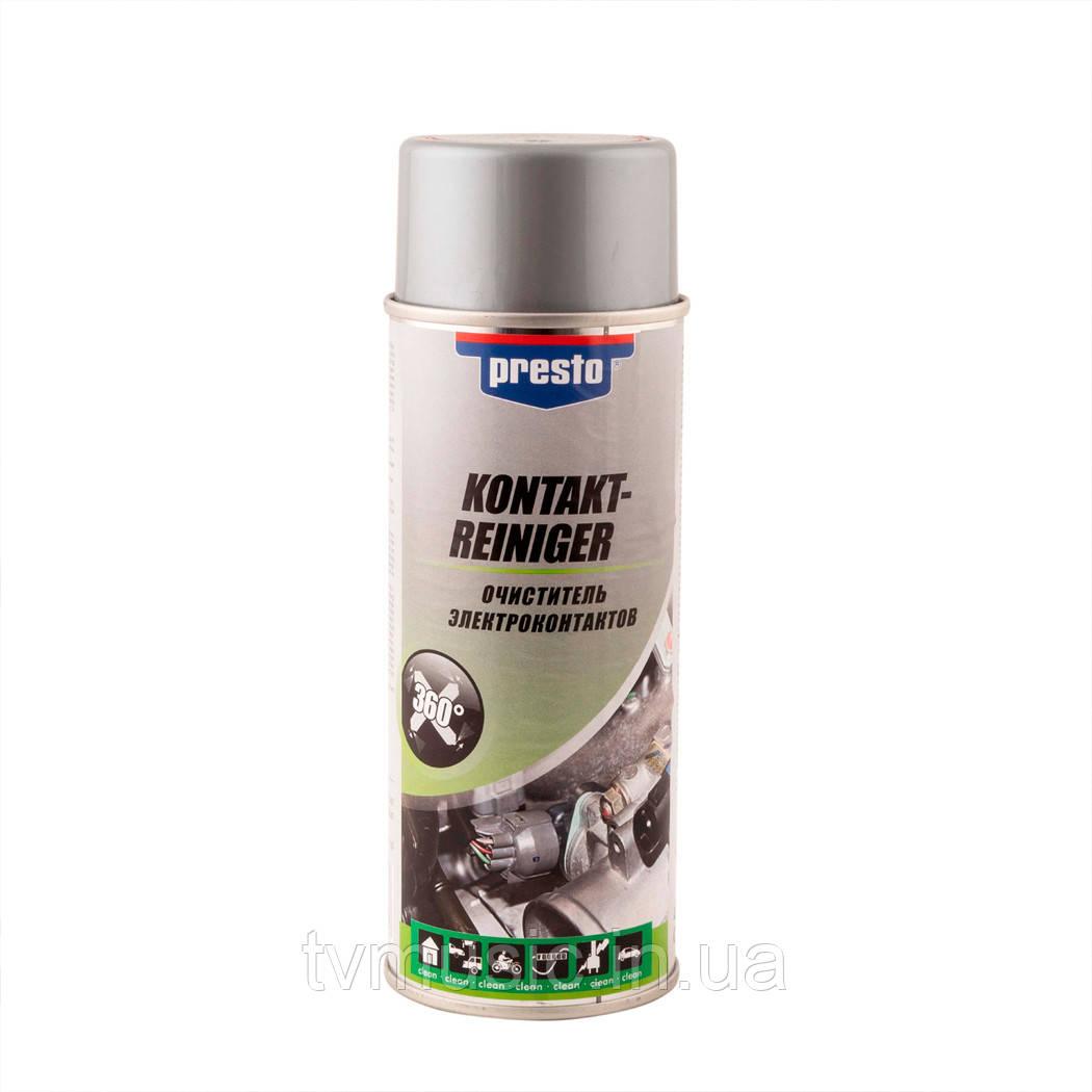 Очиститель контактов Presto Kontakt-Reiniger 400 мл