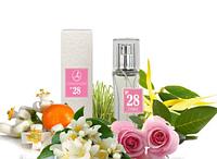 Аромат Lambre №28, цветочно-альдегидный, классика, схож с  CHANEL 5 от Chanel