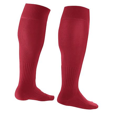 Гетры футбольные Nike Classic II Cushion SX5728-648 Красный, фото 2