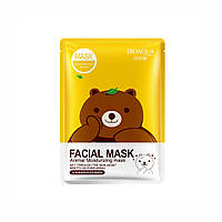 Тканинна маска Bioaqua Animal Refreshing Plant Friends Facial Mask