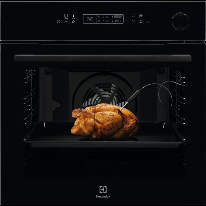Встраиваемая духовка с функцией паровой печи Electrolux EOC8P31Z