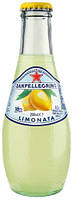 "Лимонад  SAN PELLEGRINO  ""Limonata"" (лимон) 0,2 л., стекло"