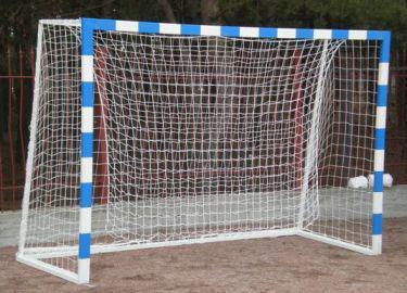 Сітка міні футбольна (гандбольна) капронова профі, д-р шнура 4,5 мм (для воріт 3мх2м)