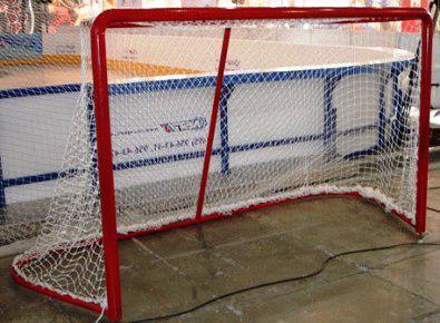 Сетка хоккея с шайбой, мячом на траве, капроновая, д-р шнура  3,5мм