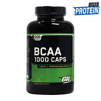 Аминокислоты bcaa Optimum Nutrition BCAA 1000 Caps (400 caps)