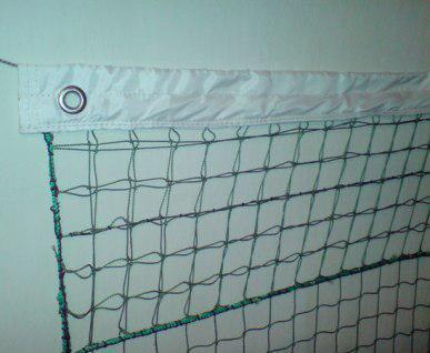 Капронова сітка для великого тенісу проста, д-р шнура 1,8 мм