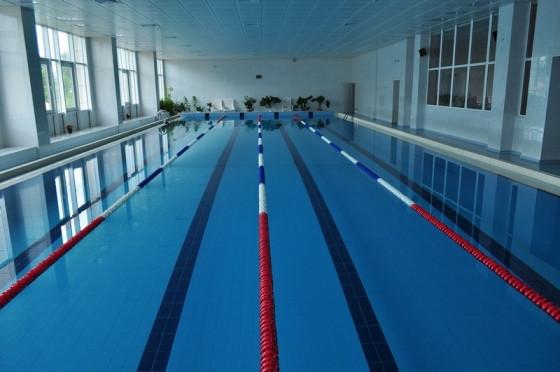 Доріжка розділова для басейну 25м
