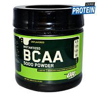 Аминокислоты bcaa Optimum Nutrition BCAA 5000 Unflavored (345 g)