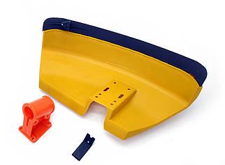 Защитный кожух с креплением для мотокос серии 40 - 51 см, куб