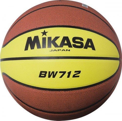 Мяч баскетбольный Mikasa (BW712), фото 1