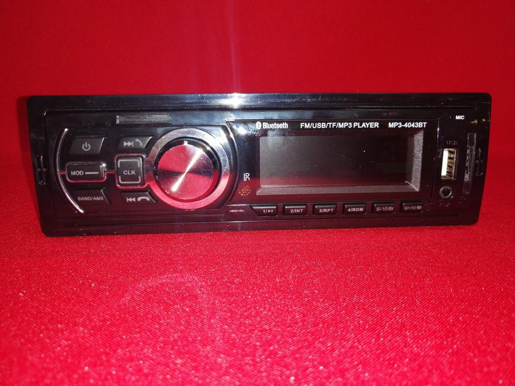 Магнитола для машины MP3-4043 BT