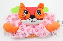 Мягкая игрушка с прорезывателем Лиса Dolery, фото 3