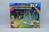 Магическая 3d доска для рисования, 3d magic drawing board, детская доска для рисования, Детские товары, фото 3