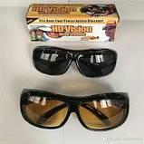 Антибликовые очки для водителей HD Vision, 2 шт (для дня и ночи), очки антифары, Водительские очки/ магазин, фото 2