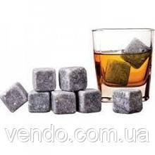 Камни для Виски  WS (9шт. в упаковке + чехол)