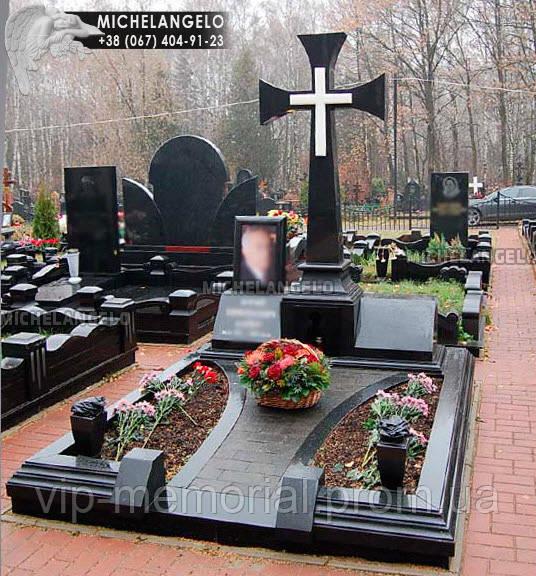 Крест на могилу Кр-7