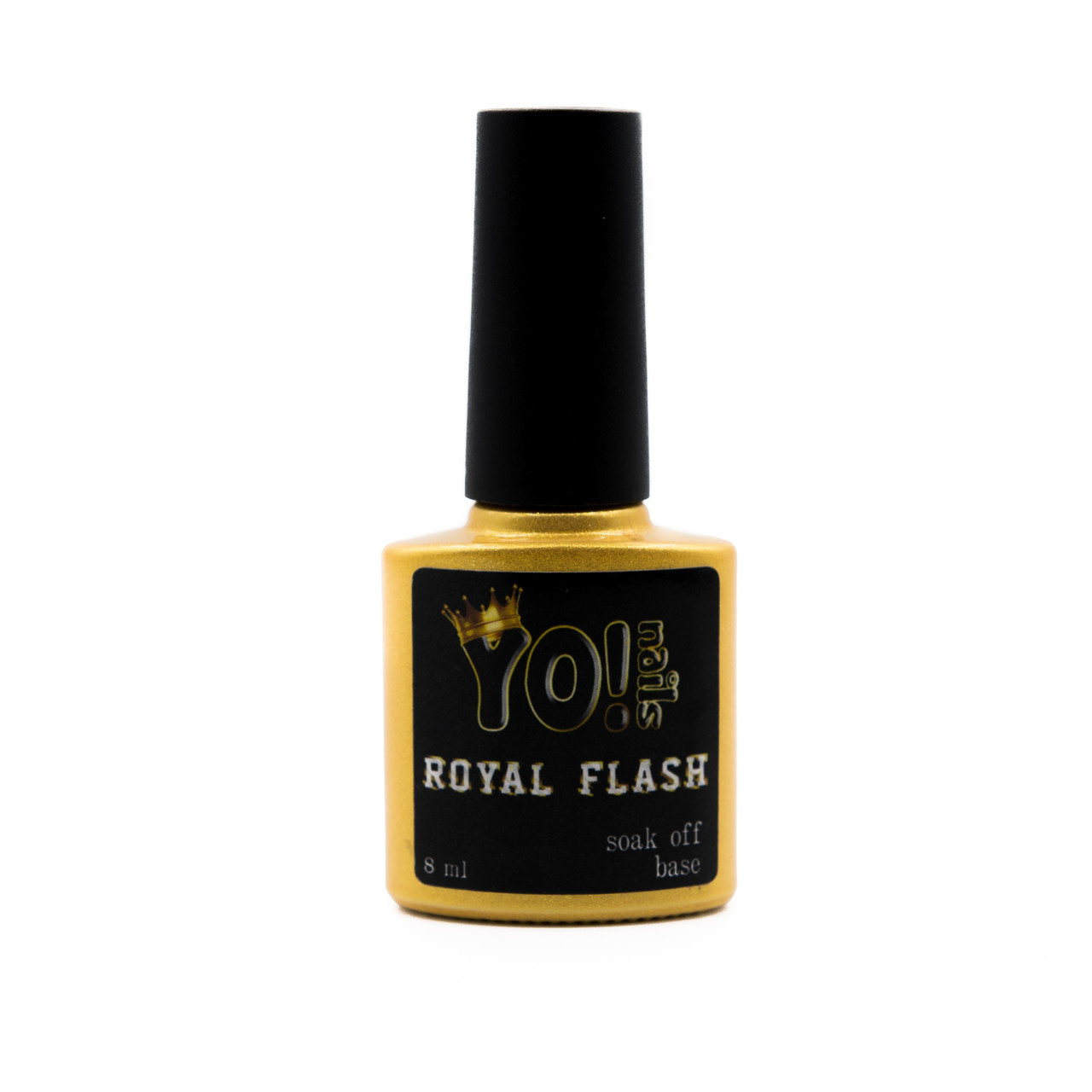 Камуфлирующая база Royal Flash base Yo!Nails