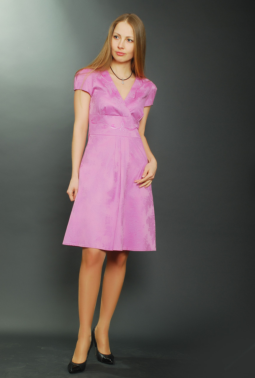 """Платье женское """"Розовая нежность"""""""