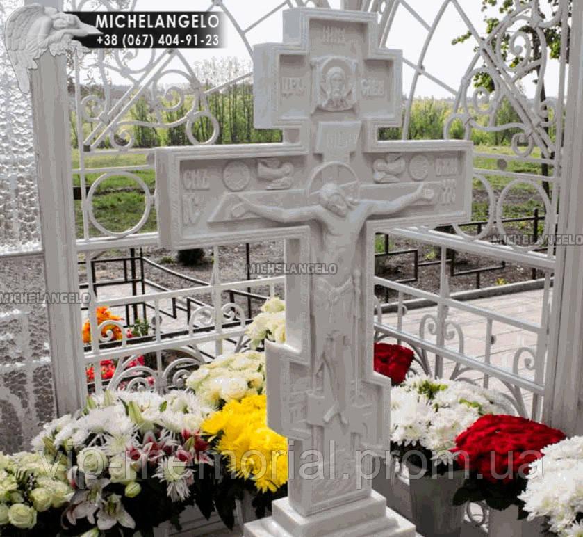 Крест на могилу Кр-8