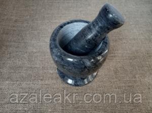 Мраморная ступка для специй, фото 2