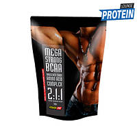 Аминокислоты bcaa Power Pro Mega Strong BCAA 300 g