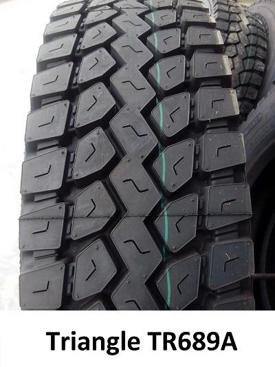 Грузовые шины Triangle 689 215/75 R17.5
