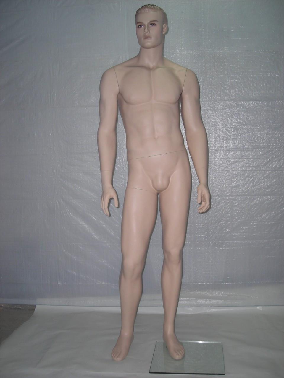 Манекен мужской телесный GM-24