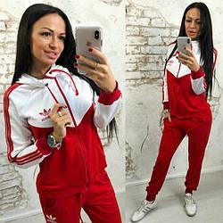 """Стильный женский спортивный костюм """" Adidas """" , в расцветках"""