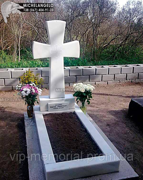 Крест на могилу Кр-11