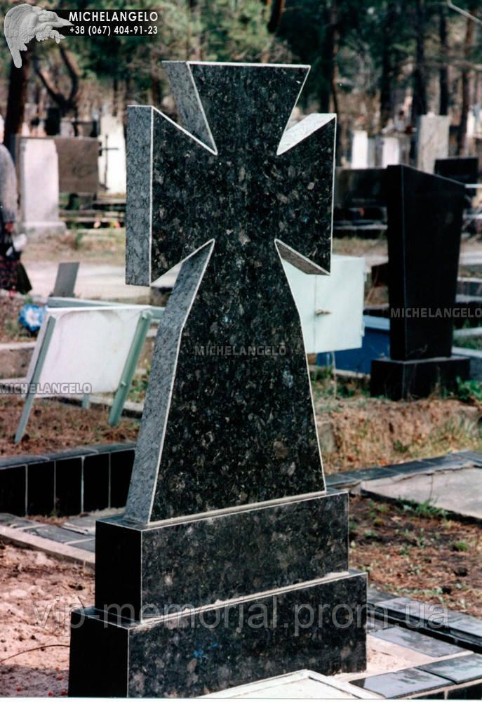 Крест на могилу Кр-12