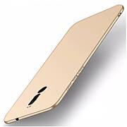 Пластиковый чехол для Meizu X8 Gold