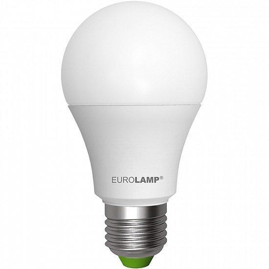 "LED Лампа Eurolamp EKO серия ""D"" A60 8W E27 3000K"