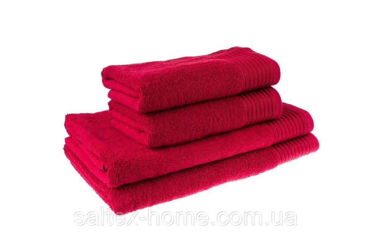 Махровое полотенце для волос 50х90см, Индия, 400 г/м