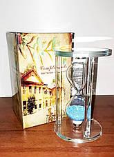 Часы песочные стеклянные сувенирные, фото 2