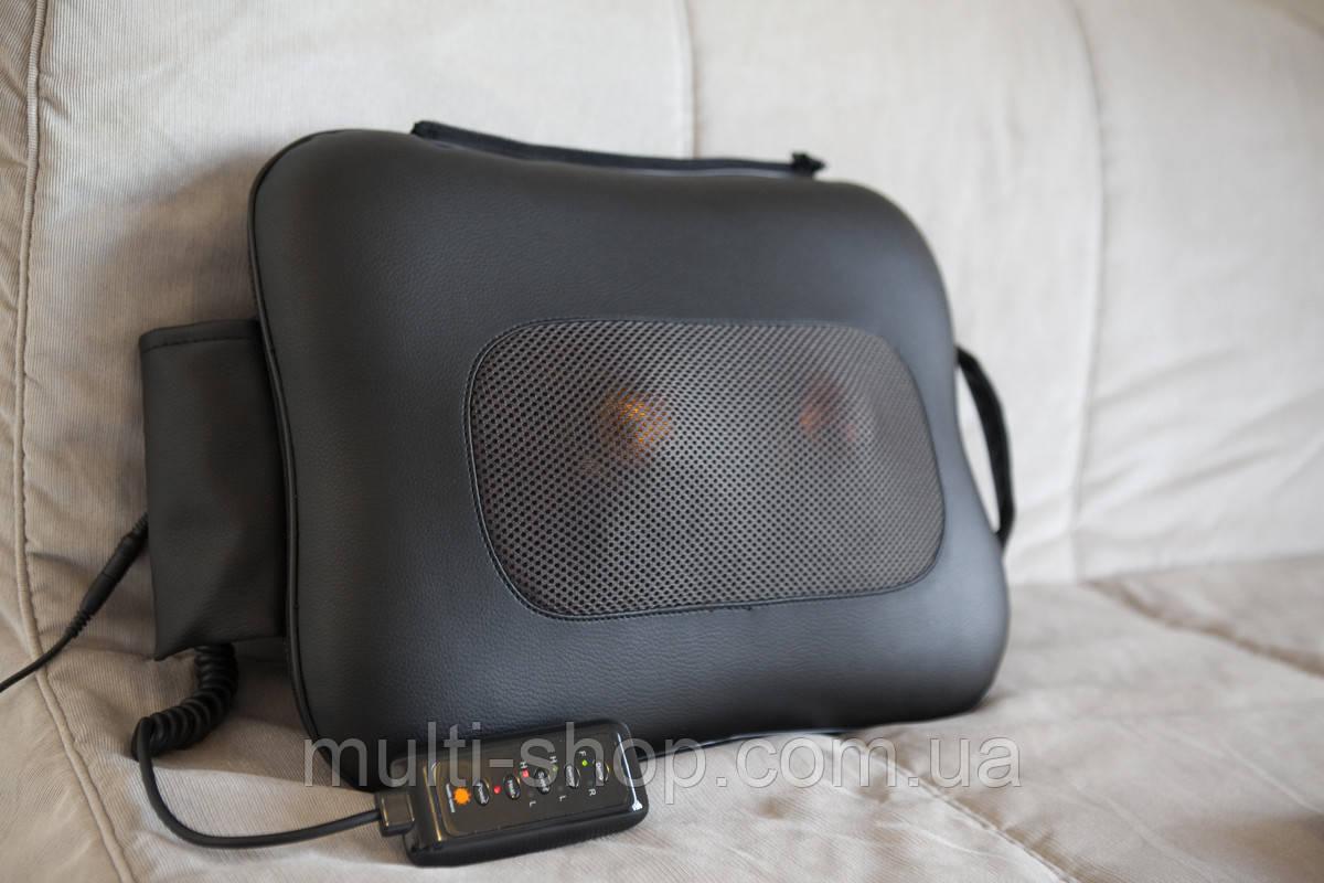 Массажная подушка WellLife 2 JADE Б/У, фото 1