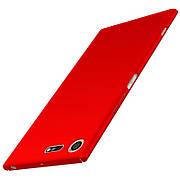 Пластиковый чехол для Sony XZ1 Compact Red