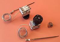 Терморегулятор двухполюсный капиллярный MMG: Tmax=350°С / 20А / 250V / L=220см          Венгрия, фото 1